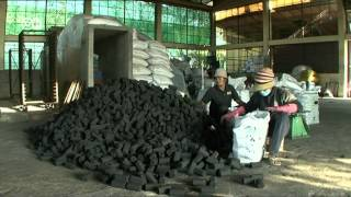Biomass Briquets from Cambodia | Global ideas