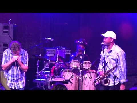 The Lowrider Band -  - HERITAGE MUSIC BLUESFEST - Aug. 7-9, 2015