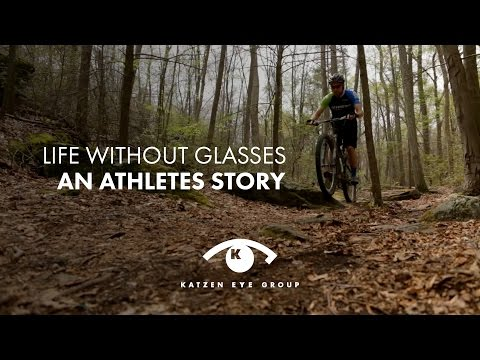 Life Without Glasses – An Athlete's Story | LASIK In Baltimore, Maryland At Katzen Eye Group