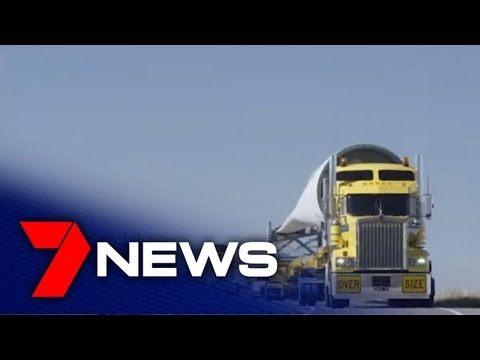 Wide Bay To Be Home To One Of The Largest Wind Farms In Southern Hemisphere | 7NEWS