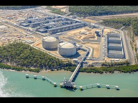 Australia Pacific LNG: An overview of the LNG Facility