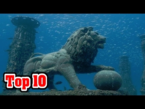 Thumbnail: 10 STRANGE Things Found In Our Oceans
