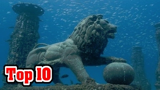 10 STRANGE Things Found In Our Oceans