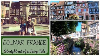 Colmar, France | Travel With Me | Inspiration for Beauty and the Beast?