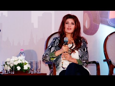 Twinkle Khanna & Her Funny V*GINA Talks @ Mrs FunnyBones Book Launch