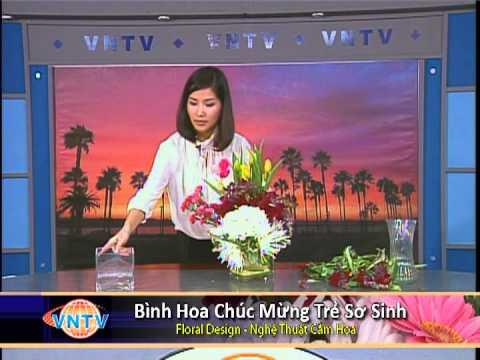 VNTV Floral Design - Nghệ Thuật Cắm Hoa
