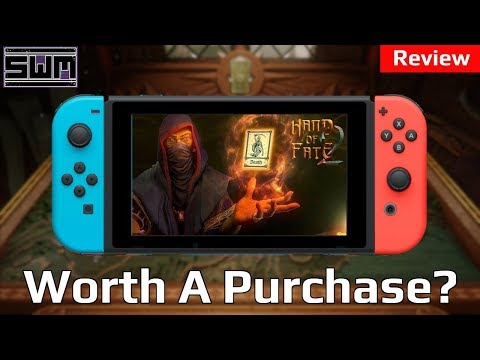Hand of Fate 2 Nintendo Switch - Worth A Purchase? | Review