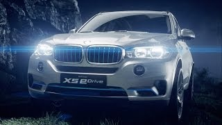 ► New BMW X5 eDrive concept