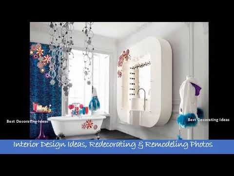 Girl Bathroom Design | Tips Of Interior Design Picture Ideas For Modern House Stylish