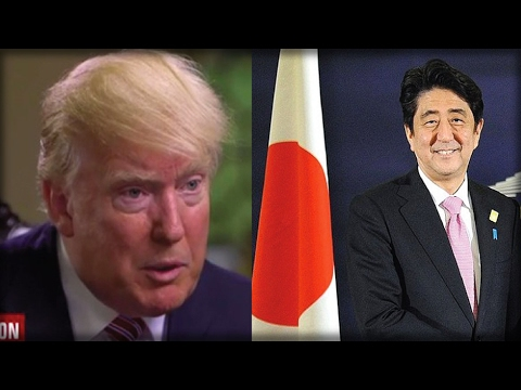 WASHINGTON IN SHOCK: JAPAN JUST GAVE TRUMP THE BEST SURPRISE EVER TODAY!