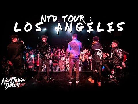 NTD TOUR - LOS ANGELES SHOW