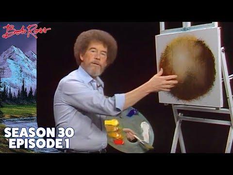 Bob Ross - Babbling Brook (Season 30 Episode 1)