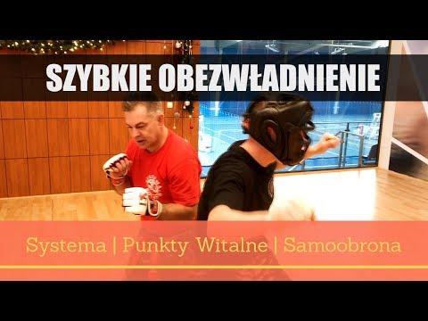 SZYBKIE OBEZWŁADNIENIE | Systema | Punkty Witalne | Samoobrona | Zbigniew Syc.