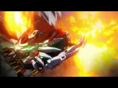 「ゾイドワイルド ZERO」の参照動画