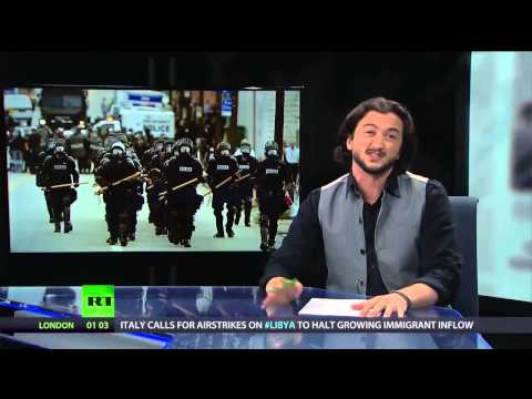 PROOF Wall Street Used The FBI to Crush Occupy and Most Protest Movements