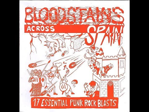 Various Artists - Bloodstains Across Spain