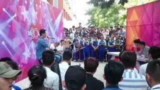 Con cò - Lê Quang Trung l Vòng tuyển chọn Tuổi 20 hát 2015 - ĐH Kiến trúc Đà Nẵng