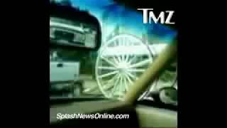 Michael Jackson Secret White Burial Carriage Leaked by TMZ