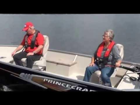 La chronique nautique Groupe Thomas Marine Princecraft Starfish DLX