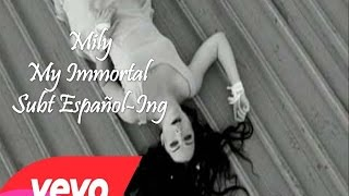Evanescence - My Immortal Subtitulado Español Ingles