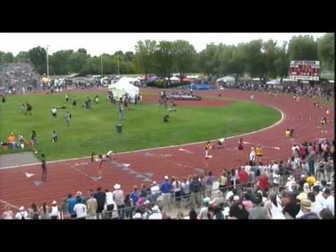 2012 CHSAA Track & Field Championships-Day 2