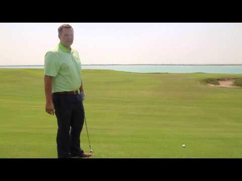Hole 16 - Yas Links Abu Dhabi