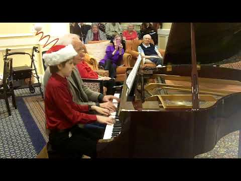 nico-brett's-sleigh-ride-duet-with-joe-seidel