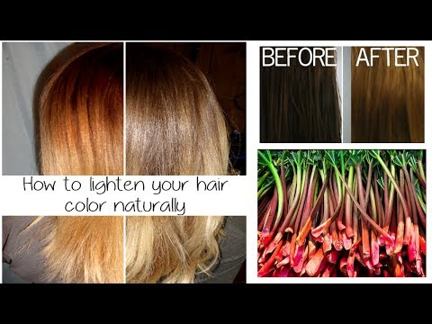 how-to-lighten-your-hair-color-naturally:-safe-your-hair-from-chemicals:-100-%-results