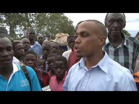 Rural Energy Foundation, African villages lit up by solar power - Ashden Award winner