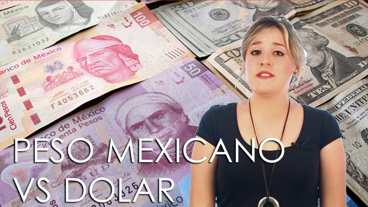 El Valor Del Peso Mexicano Contra Dólar Sigue Bajando