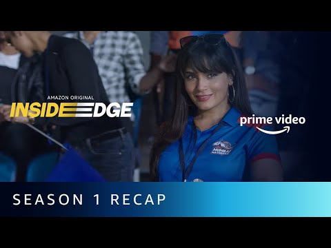 Inside Edge Season 1 RECAP | Amazon Prime Video