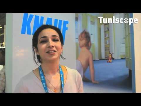 Knauf Tunisie - Mme Leila Oualha