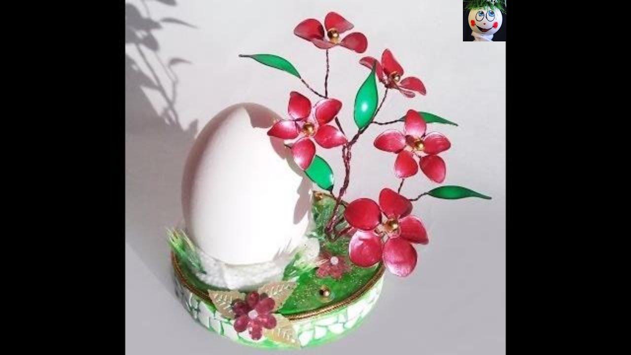 Фартук из стекла на кухню цветы