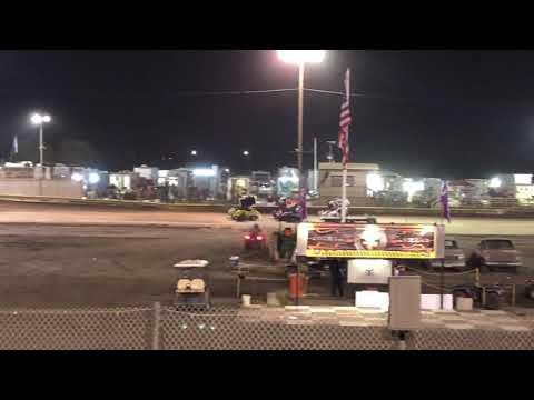 Lemoore Raceway Cal Cup 11/9/19 Stock Heat- Gauge