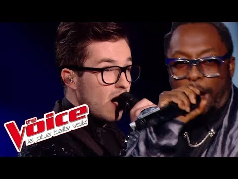 Will.i.am ft. Britney Spears – Scream & Shout | Olympe & Will.i.am | The Voice France 2013 | Finale