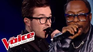 Will I Am Ft Britney Spears Scream Shout Olympe Will I Am The Voice France 2013 Finale
