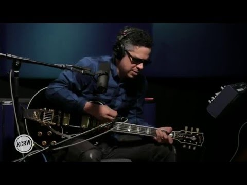 "M. Ward performing ""Girl From Conejo Valley"" Live on KCRW"