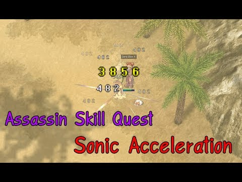 Assassin Skill Quest : Sonic Acceleration [Sub Eng]