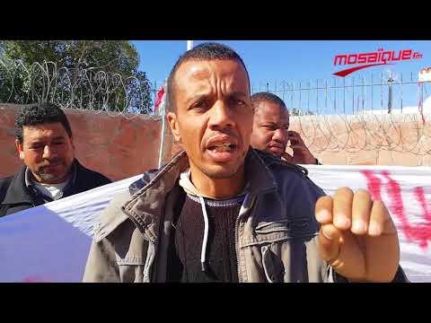 Tataouine: 36 ouvriers licenciés abusivement par Winstar, protestent