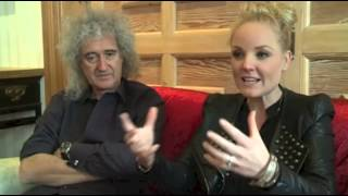 Brian May on Born Free and 'Lion threat' 18 June 2013