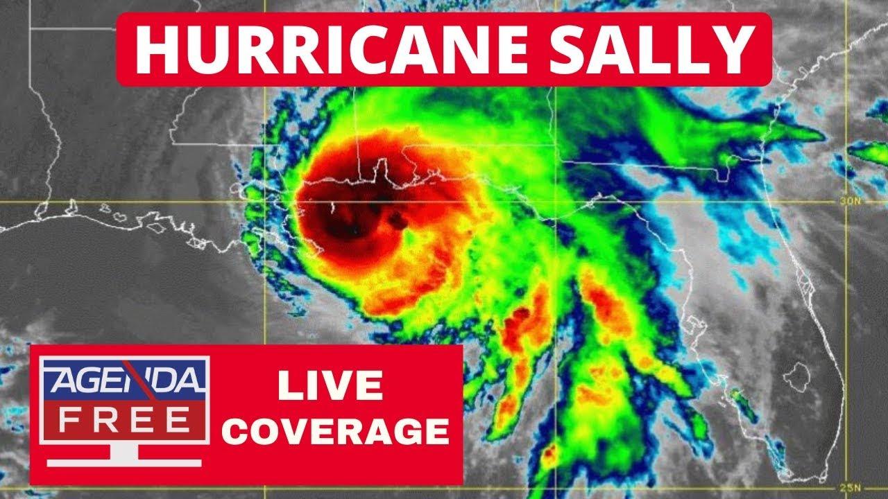 Hurricane Sally Live Coverage Youtube