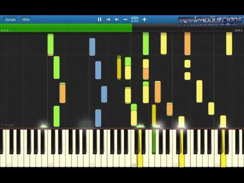 Piano Tutorial: National Anthem - Uganda + MIDI Download