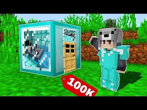 EN KÜÇÜK 100.000 TL'lik ZENGİN GEÇİT BULUNDU! 😱 - Minecraft