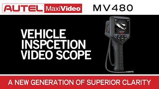 Autel MaxiVideo MV480 - Introduction