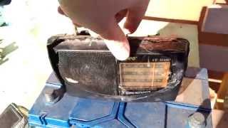 Вечное радио или как сделать радио без батареек  Solar Radio
