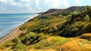 Черноморское побережье Таманского полуострова