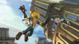 Ratchet and Clank Future: Tools of Destruction Commercial