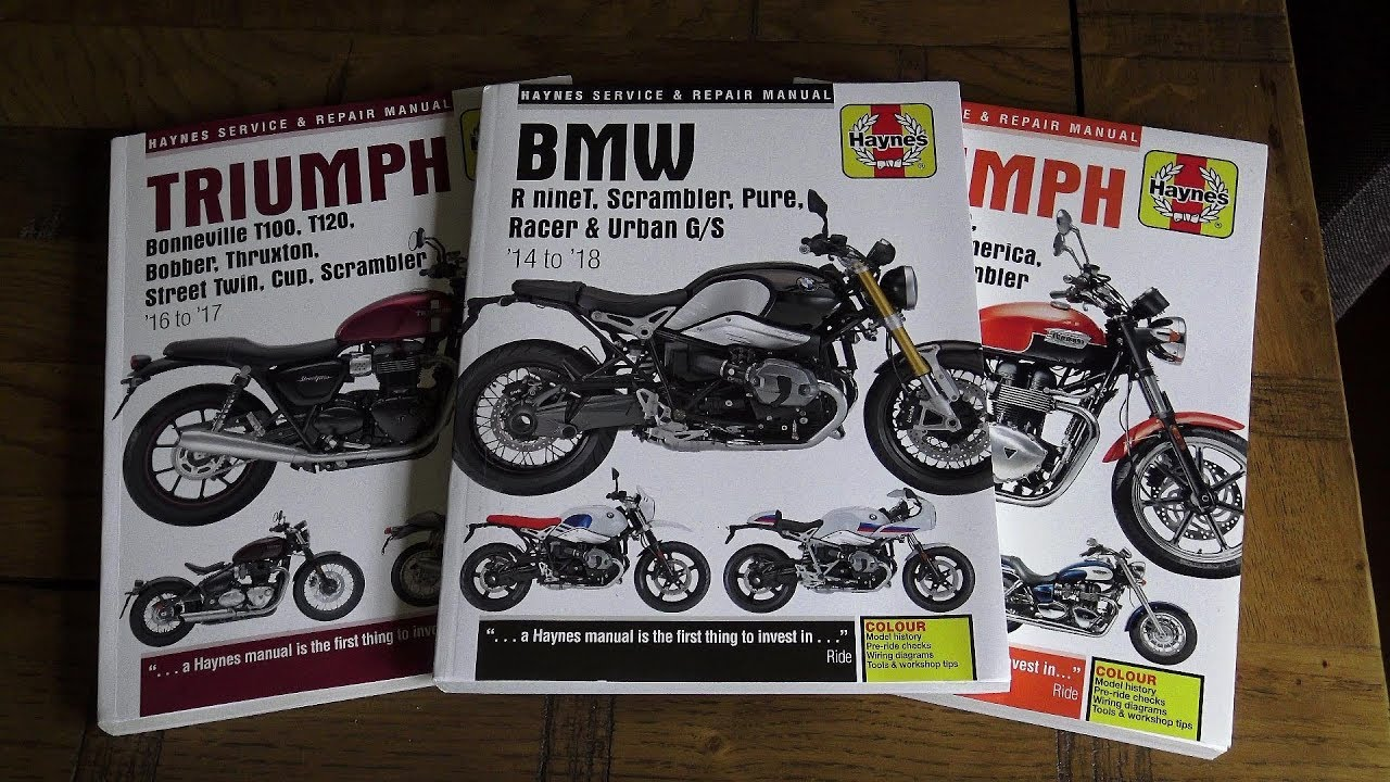 Triumph T120 Bmw Rninet And 5000 Subscribers Youtube Wiring Diagram Bonneville
