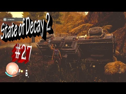 State of Decay 2  Lets Play 27  Musical Cars