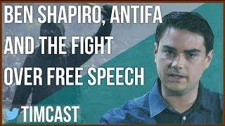 BEN SHAPIRO, ANTIFA, AND THE FIGHT OVER FREE SPEECH IN BERKELEY